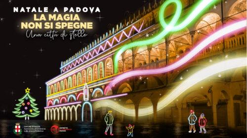 Natale a Padova 2020 Orizzontale