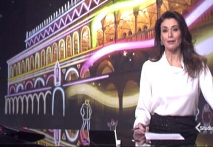 Natale a Padova e lo spettacolo di luci arrivano al Tg1 e a Studio Aperto